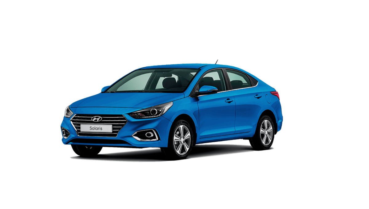 Аренда Hyundai Solaris МКПП