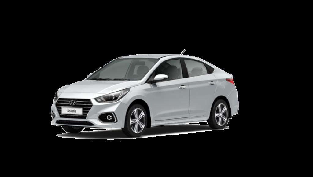 Hyundai Solaris МКПП (new)